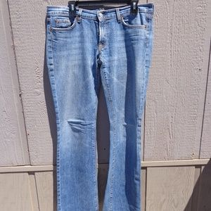 7 FOR ALL MANKIND WOMENS JEANS SIZE 32